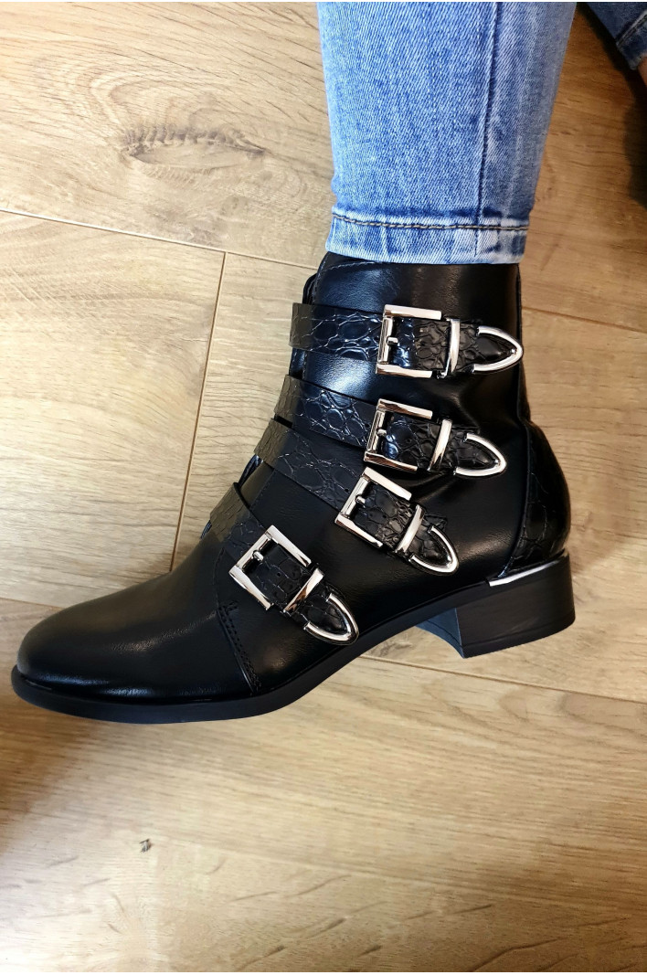 "Bottines ""Laureline"""
