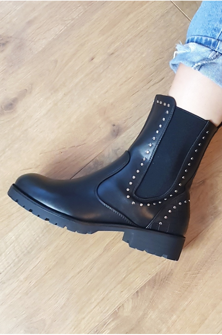 "Bottines ""Éléonore"""
