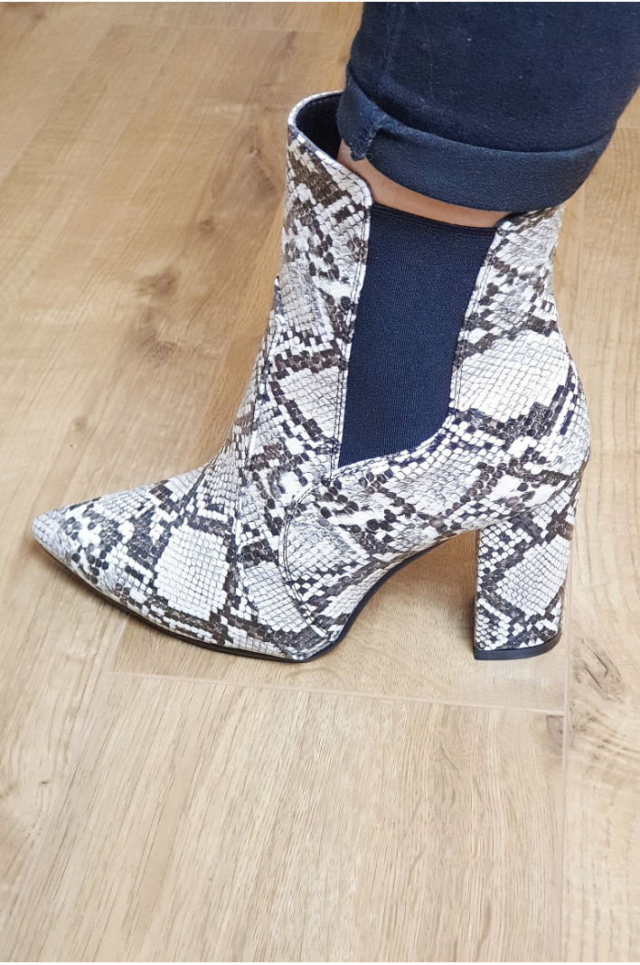 Bottines Python Nancy