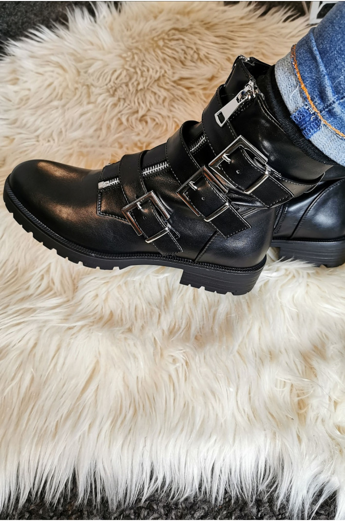 Bottines Rangers Ellie