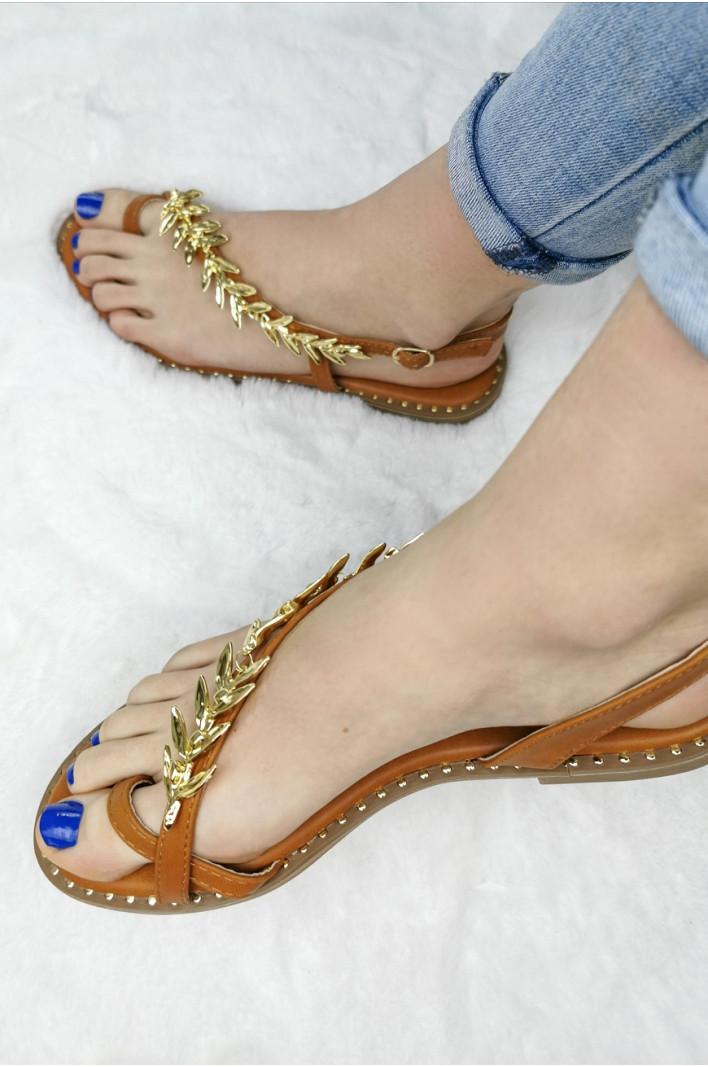 Nu-pieds Olympe
