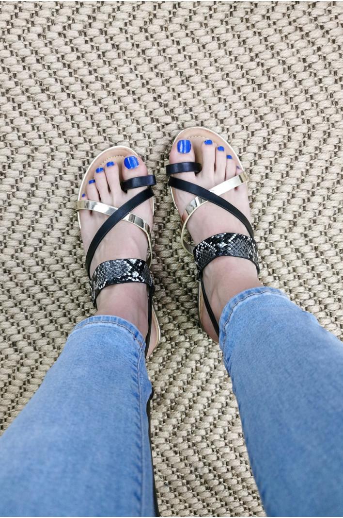 Nu-pieds Louise