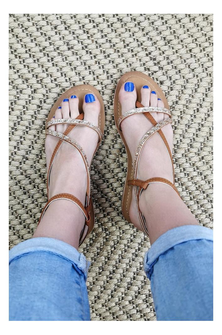Nu-pieds Mia