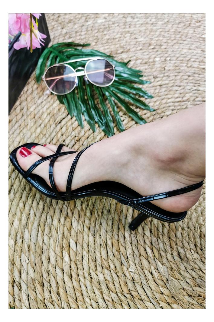 Sandales Margareth Noires