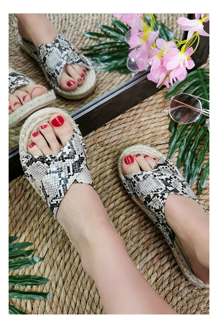 Nu-pieds Melina