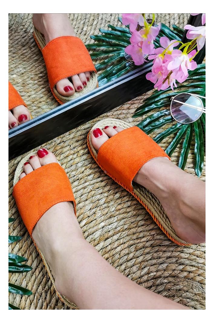 Nu-pieds Sarah