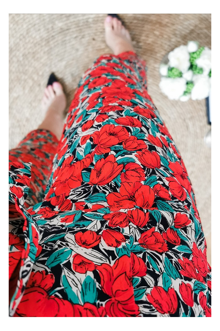 Pantalon rouge Toulouse