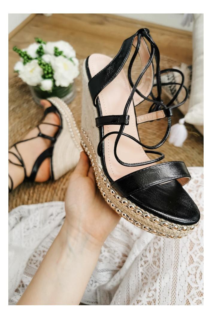 Sandales Compensées Laurys