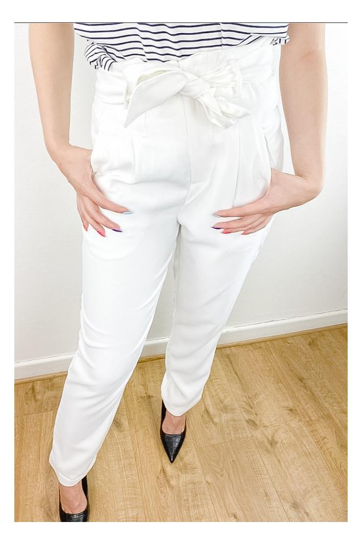 Pantalon Blanc Munich