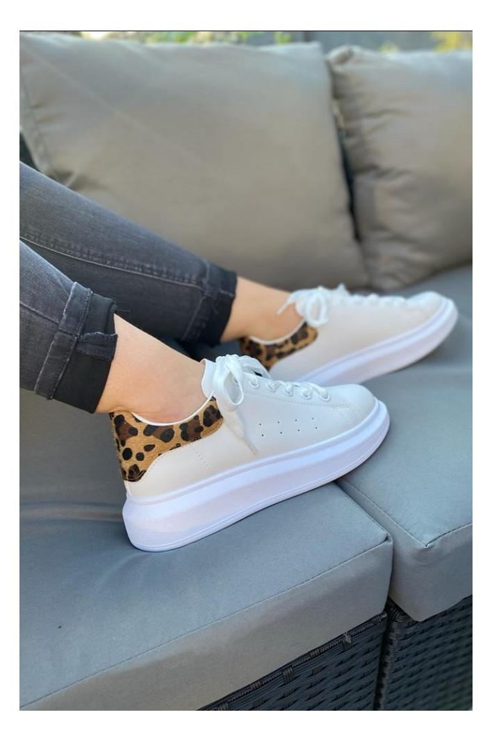 Sneakers Leopard Romy