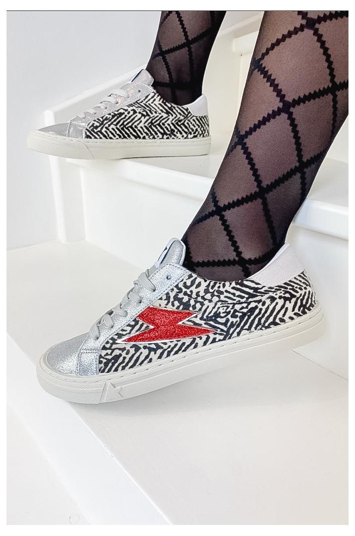 Sneakers Silver Olympe