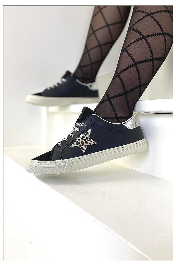 Sneakers Black Ohana