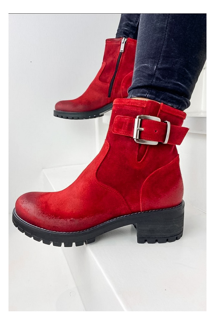 Bottines Vikky Rouge - Minka